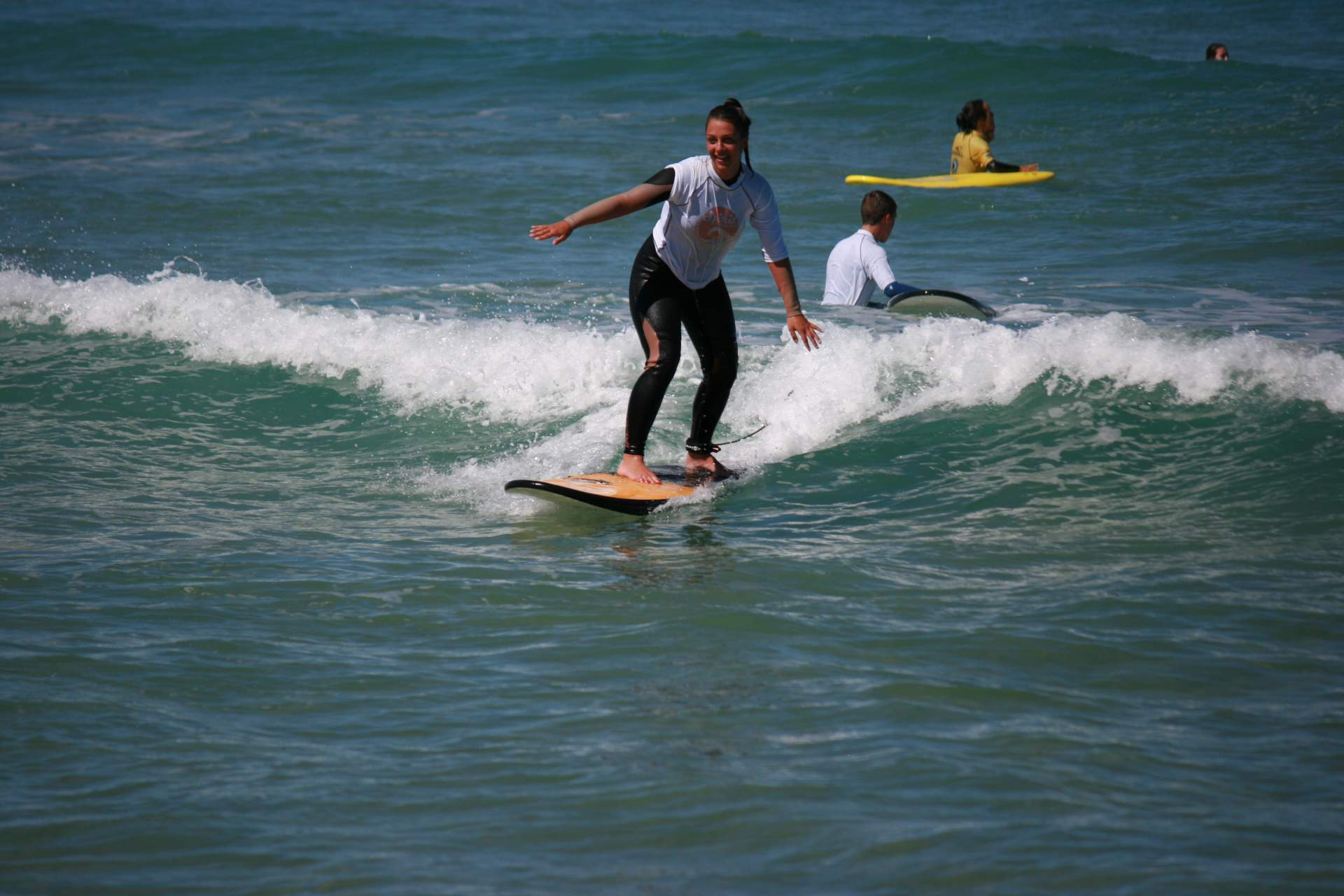 Forfait surf débutant Capbreton 3j
