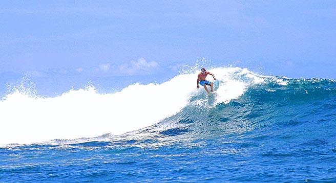 Formation surf à Capbreton - déroulement de cours